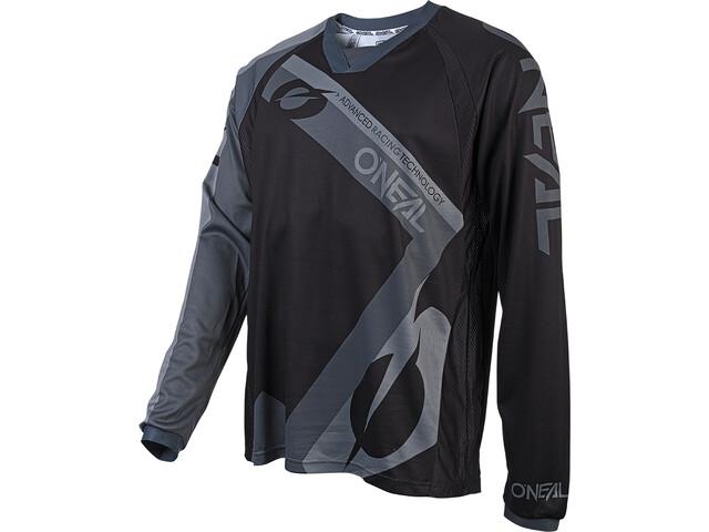 O'Neal Element Koszulka rowerowa z zamkiem błyskawicznym Dzieci, HYBRID black